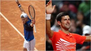 Diego Schwartzman vs Novak Djokovic: Horario y dónde ver por TV