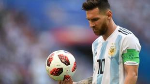 Podría ser el último Mundial de Messi