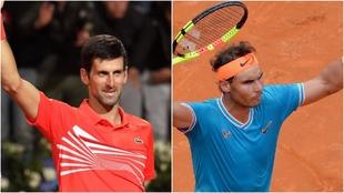 Novak Djokovic vs Rafael Nadal: Horario y dónde ver por TV