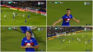 Tigre goleó 5-0 a Atlético Tucumán