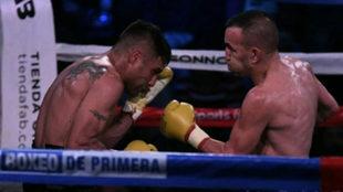 Omar Narváez gana en su regreso al ring y deja un mensaje:...
