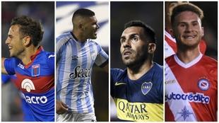 Tigre, Atlético Tucumán, Boca y Argentinos por la final de la Copa...