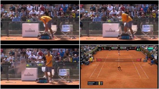Roger Federer y Nishikori hablan de sus trajes Uniqlo para Roland Garros