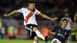 Palacios tiene ofertas de Inglaterra y Alemania.