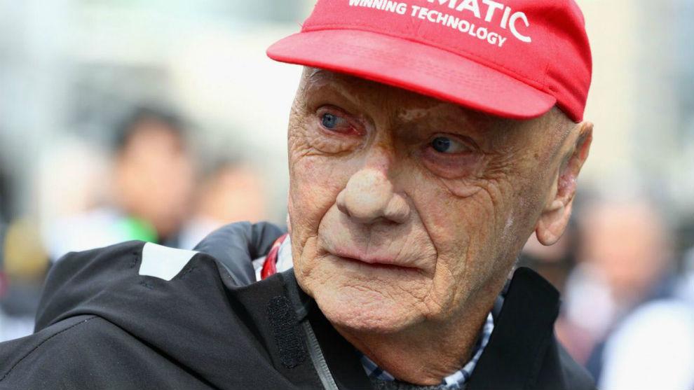 Fórmula Uno de luto: Falleció una leyenda llamada Niki Lauda