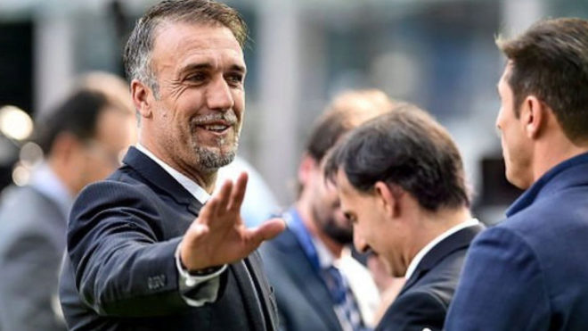 Gabriel Batistuta interesa en Middlesbrough