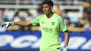 Boca pretende blindar a Andrada
