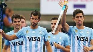En la última fecha, Argentina superó como visitante a Gran Bretaña.