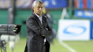 Néstor Gorosito, director técnico de Tigre.