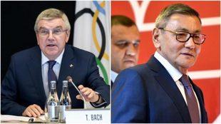 El COI perdona al boxeo pero se carga a la Federación Internacional...