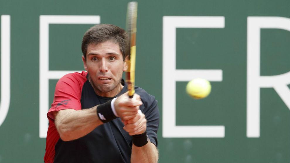 Delbonis hace sufrir a Zverev en Ginebra