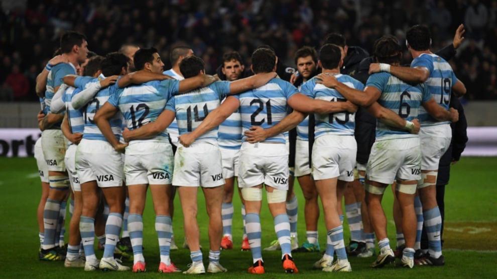 consumo Sombra Doctrina  La lista preliminar de Los Pumas para el Mundial de Japón con cinco  'europeos' | MARCA Claro Argentina
