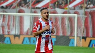 Franco Fragapane interesa en Rosario Central y Vélez