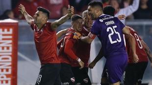 Independiente se metió en tercera ronda de la Copa Sudamericana.