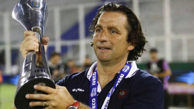 Pizzi llegó a un acuerdo y será el DT de San Lorenzo