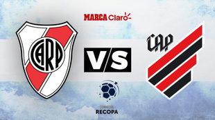 River Plate vs Athletico Paranaense: Horario y dónde ver en TV online...