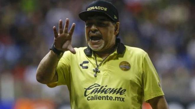 Diego Maradona dormirá durante cuatro días