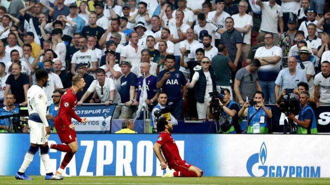 Tottenham vs Liverpool, en vivo minuto a minuto
