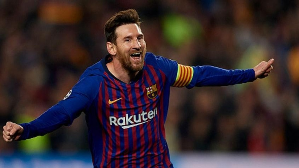 Leo Messi, máximo goleador de la Champions