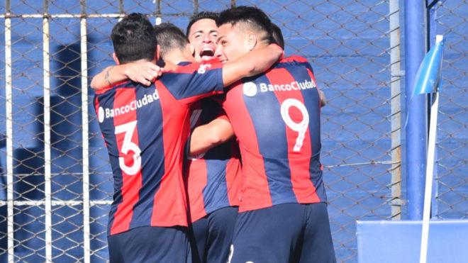 San Lorenzo, campeón de la Copa de la Superliga en reserva