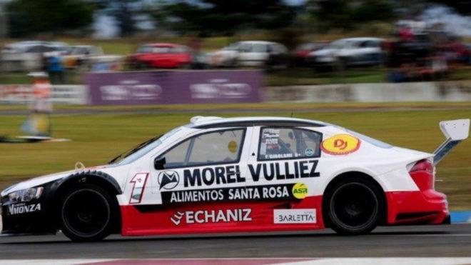 Franco Girolami se queda con la victoria en Termas de Río Hondo