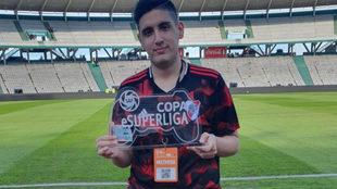 River, campeón de la Copa eSuperliga