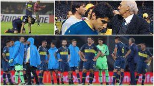 Boca sumó una nueva derrota ante 'humildes'. Esta vez,...