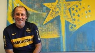 Mouzo, el jugador con más partidos en la historia de Boca