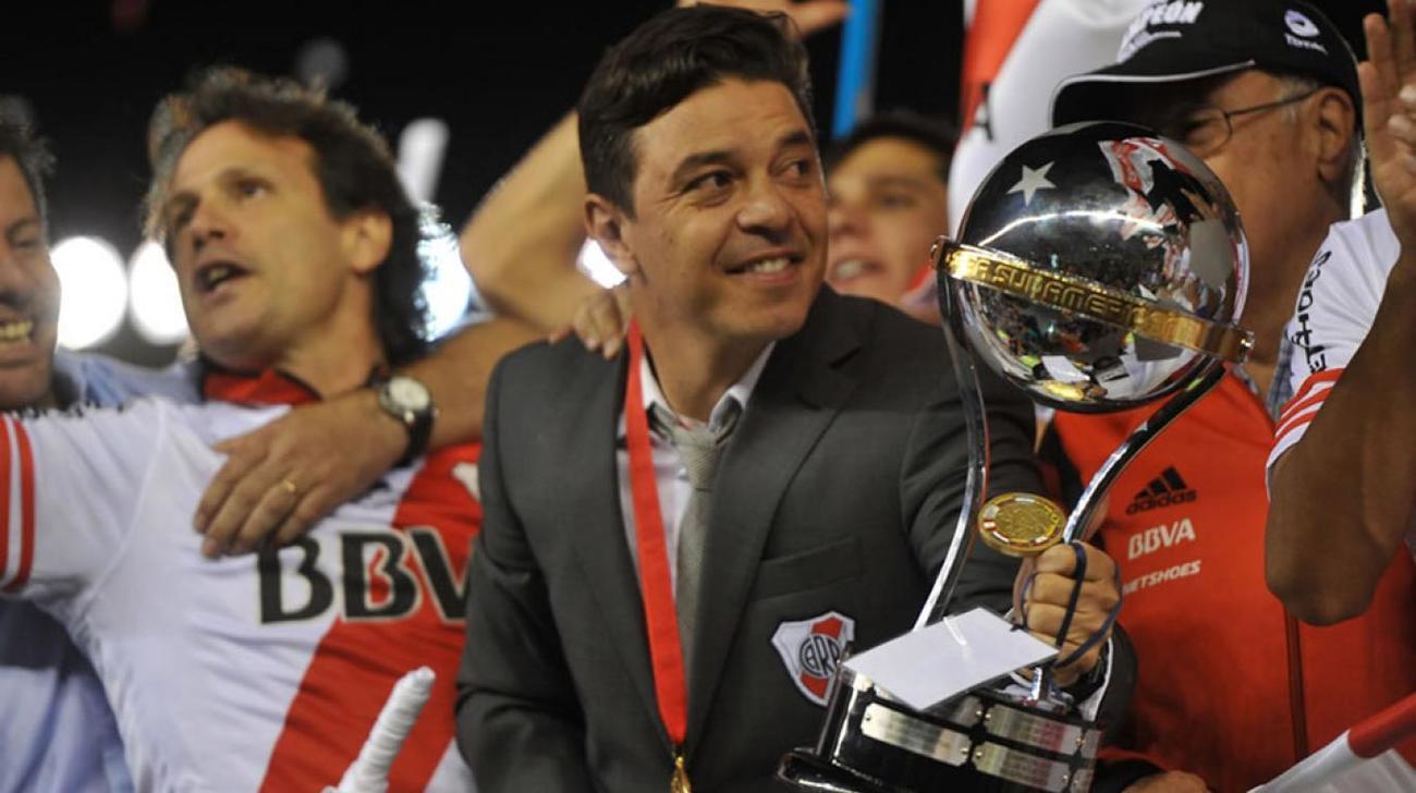 Campeón copa sudamericana 2014 | MARCA Claro Argentina