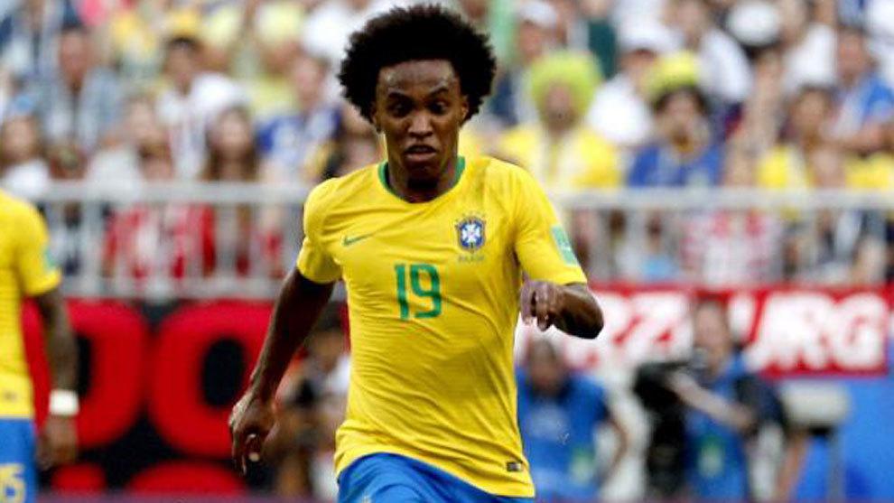 63e439083 Copa América 2019: Brasil convoca a Willian para sustituir al ...