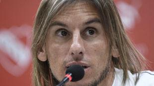 Sebastián Beccacece, nuevo entrenador de Independiente