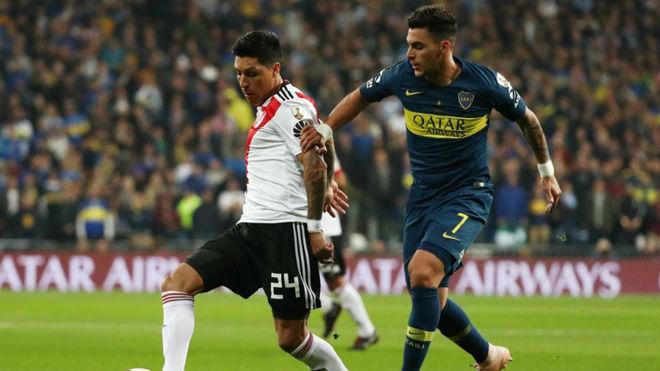 El premio extra para Boca y River de la final de Madrid