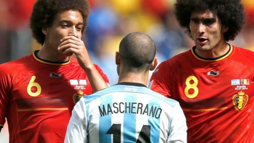 Javier Mascherano se ganó el respeto de todos los argentinos por su...