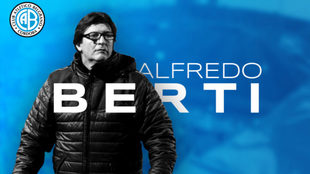 Alfredo Berti, nuevo entrenador de Belgrano de Córdoba