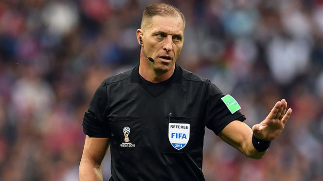 Pitana dirigirá el partido inagural de la Copa América