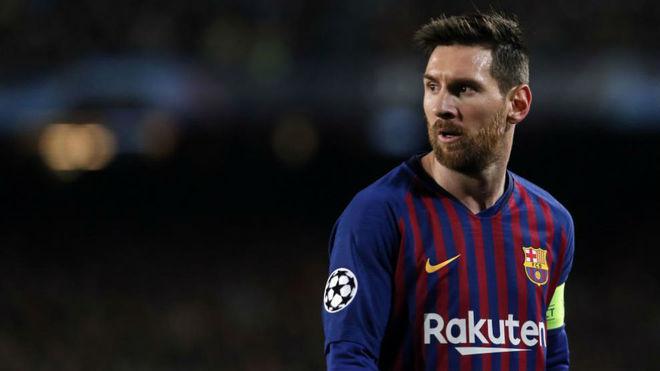 Messi, el deportista mejor pago del mundo