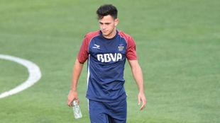 Gonzalo Maroni seguiría su carrera en Sampdoria