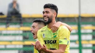 Alexander Barboza podría pasar a Independiente