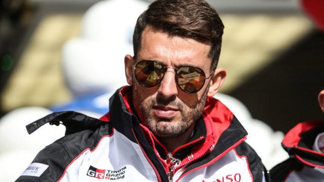 """Pechito López: """"Si el domingo me voy ganando las 24 Horas de Le Mans,..."""