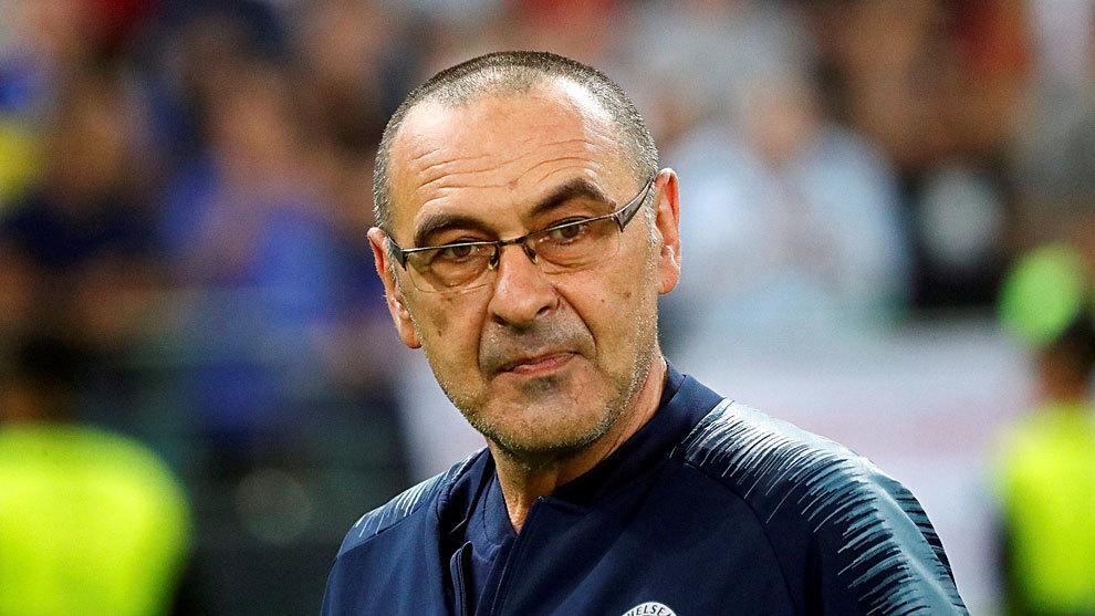 ¡Sarri a la Juventus!