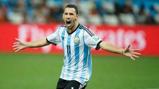 Maxi Rodríguez se sumará a la Selección Argentina para los Juegos...
