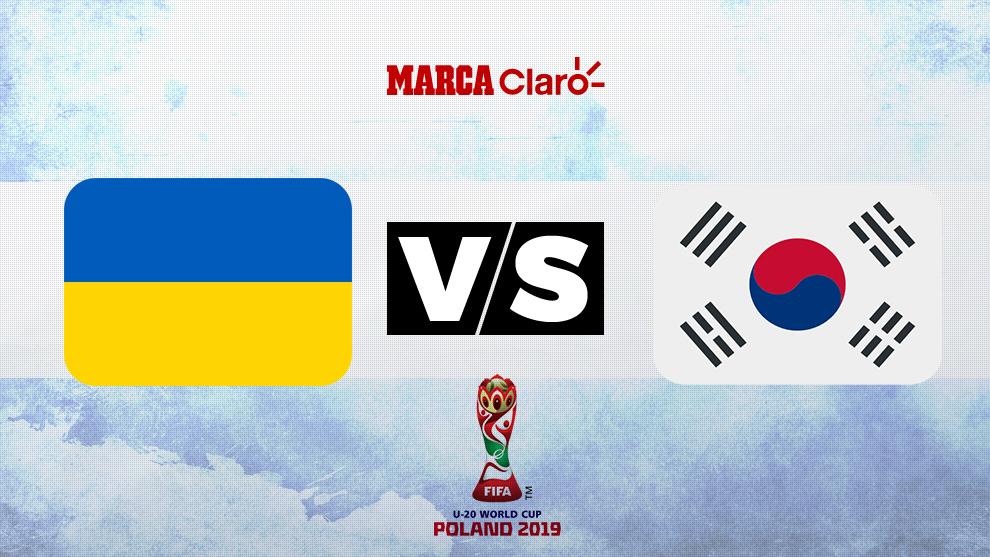 Ucrania vs Corea del Sur. Horario y dónde ver en TV online la final...