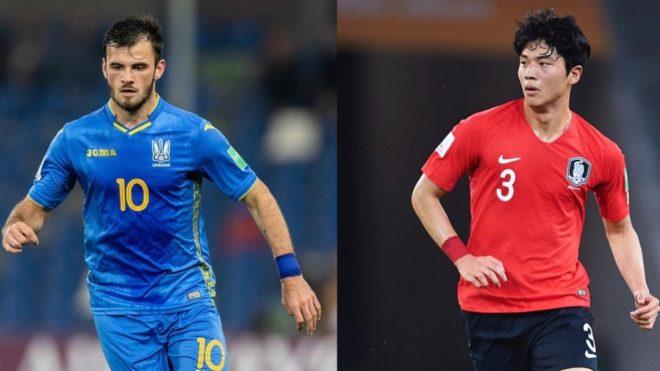 Ucrania vs Corea del Sur, en vivo la final de la Copa del Mundo Sub 20