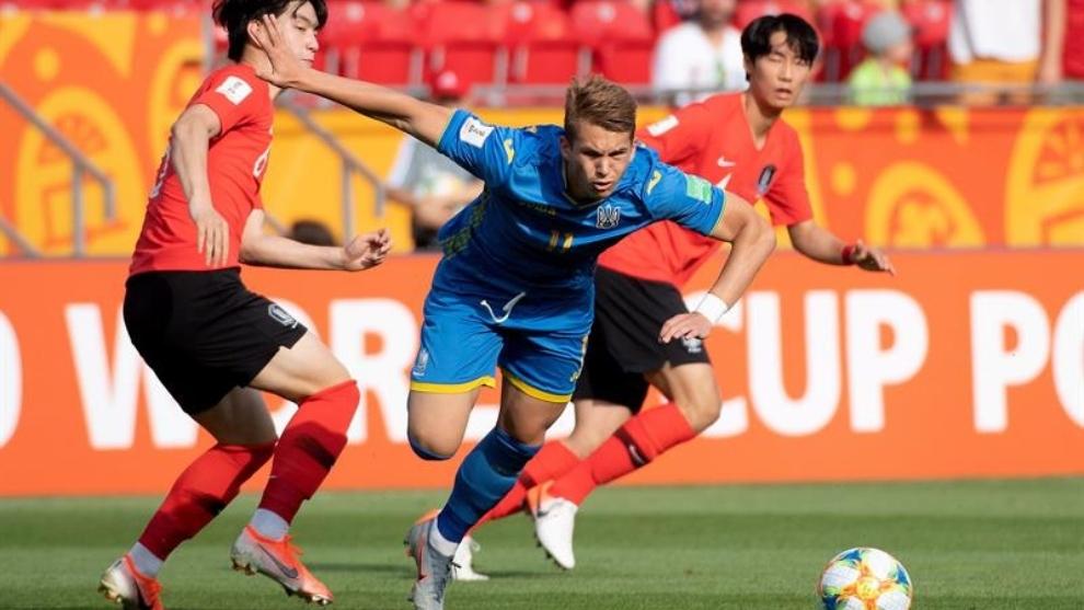 Ucrania vs Corea del Sur, en vivo la final del Mundial Sub 20.