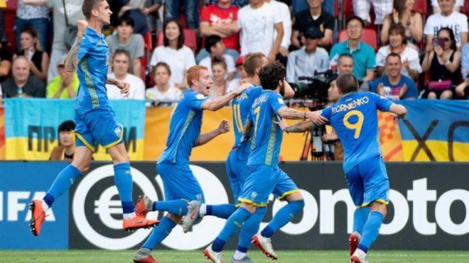 Ucrania dio vuelta el marcador y se quedó con el título en Polonia...