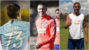Benjamín Garré, Nehuén Pérez y Maxi Romero nominados al Golden Boy