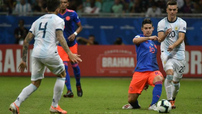 Argentina estuvo muy flojo en todas sus líneas