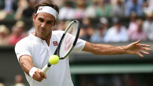 Federer sorprendió con una revelación sobre su juego en pasto