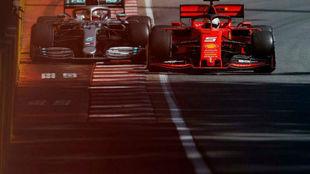 Oficial: Ferrari reclama a la FIA la revisión de la sanción a Vettel