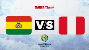 Bolivia vs Perú: Horario y dónde ver en TV online el partido de la...